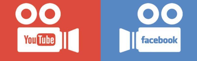 Facebook por delante de Youtube en los anuncios de vídeo