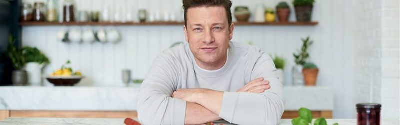 Jamie Oliver: Marketing para un bestseller